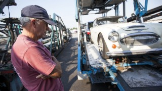 Man finds car stolen in 1970 after lucky eBay search