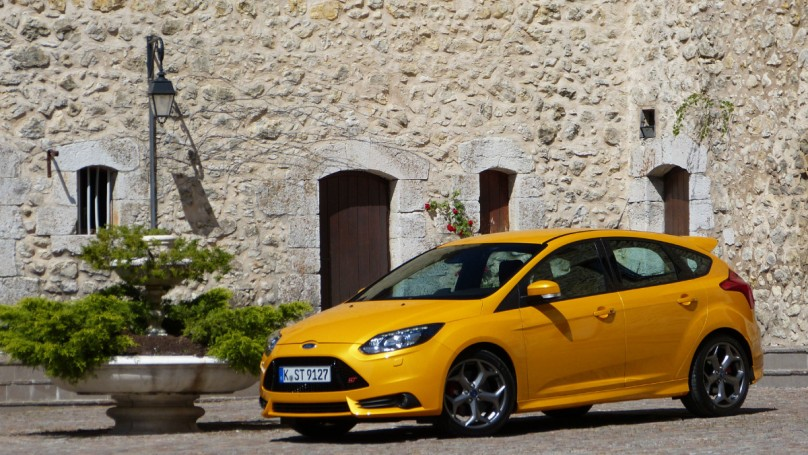 Ford?s hot 2013 Ford Focus ST hatchback breaks through