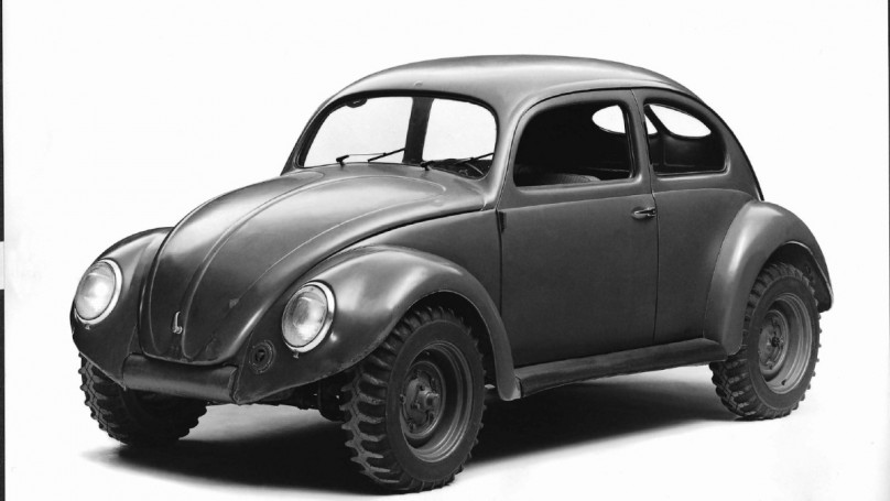 Auto Trivia: Early Beetle had rough ride