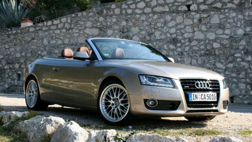 Second-Hand: 2008-11 Audi A5 blazed trail for later models