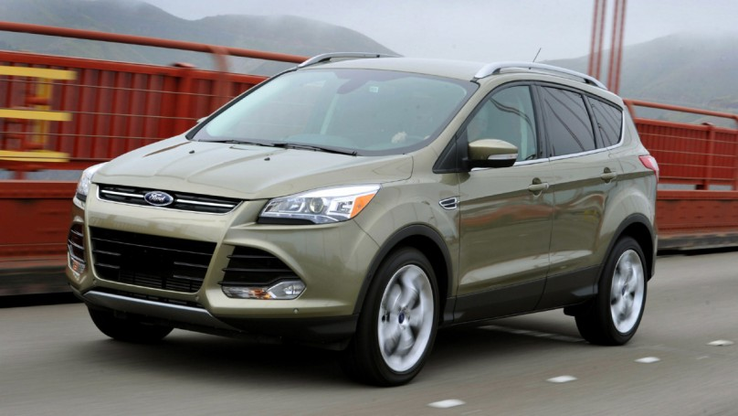 Ford recalls 2013 Escape, tells owners to stop driving immediately