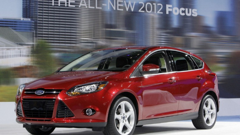 Ford Focus on track to become world's best-selling car