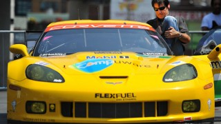 Racer Ron Fellows slows it down at the cottage