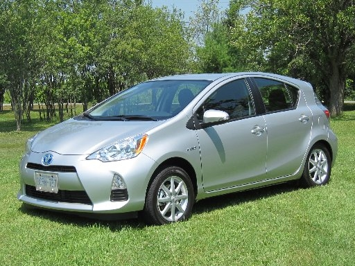 Prius' kid brother is much more loveable