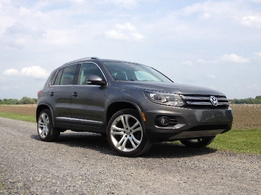 Review: 2012 VW Tiguan tweeny-bopper a jack of many trades