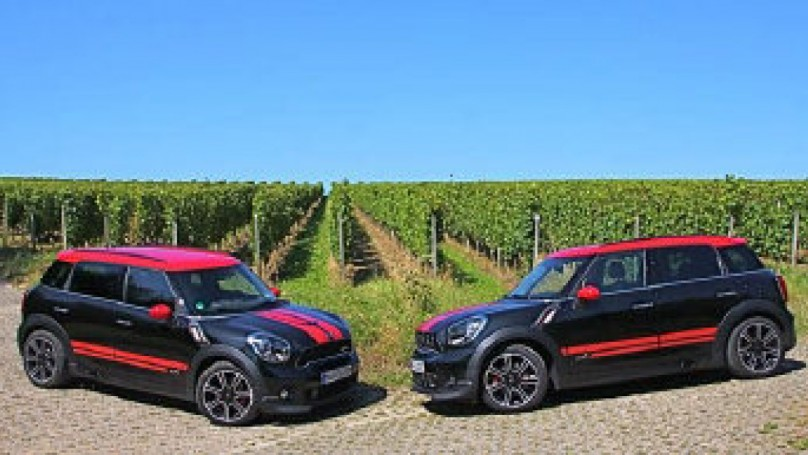 Mini JCW Countryman: Country mouse and city slicker