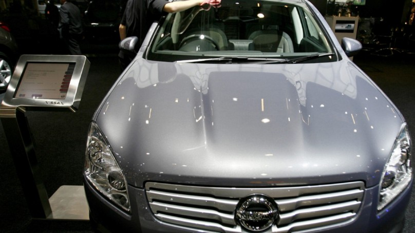 Nissan recalling 51,000 cars for steering wheel problem