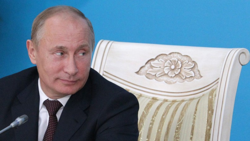 Lucky turn put Russia's Putin on road to riches