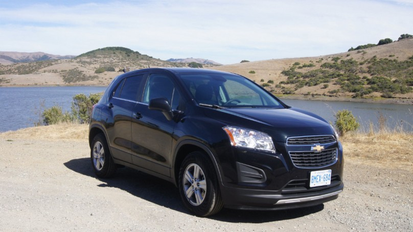 2013 Chevrolet Trax a compact power pack