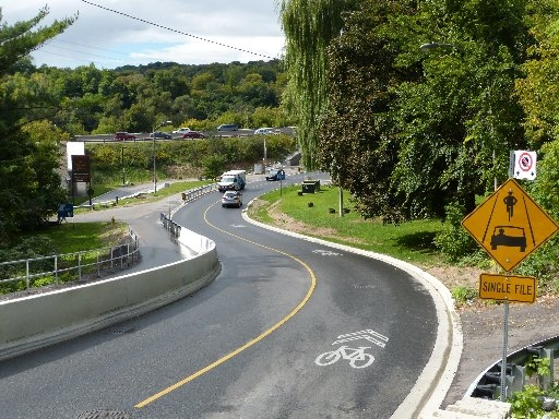 Carte Blanche: This Toronto road is a cyclist death trap