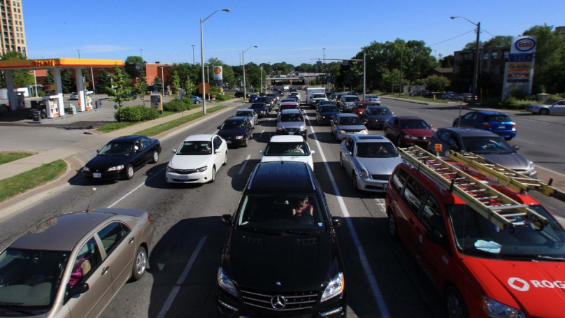 3 Canadian cities among North America's worst for traffic delays