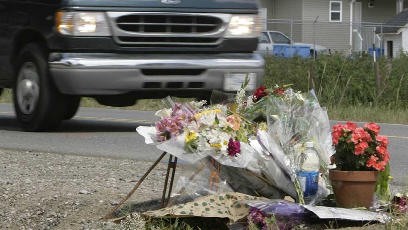 The cold, hard truth about roadside memorials
