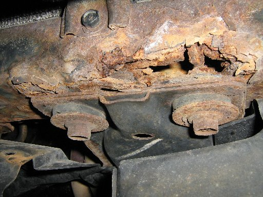 Rustproof your car if you want it to last