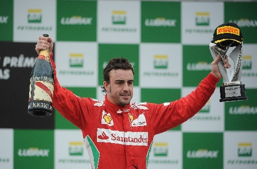 Fernando Alonso - the most disliked F1 driver in Brazil
