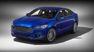 Best family car over $30,000: Ford Fusion Hybrid