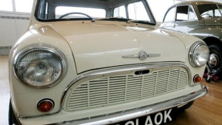 My First Car: Mick Jones has gone from Mini to maxi
