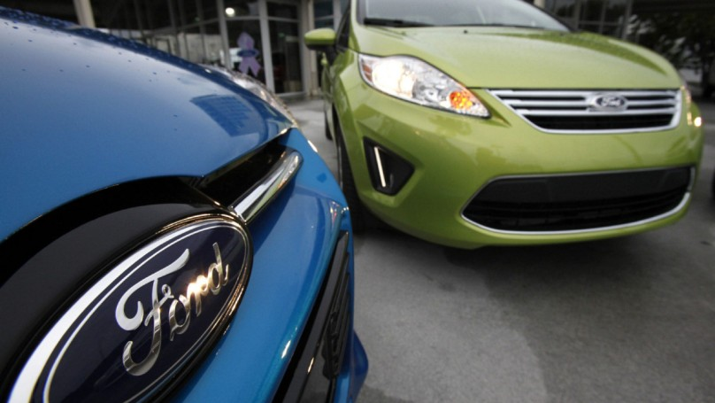 Automakers in Canada enjoy best October sales ever