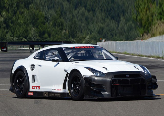 Nismo works on new GT3-Spec GT-R