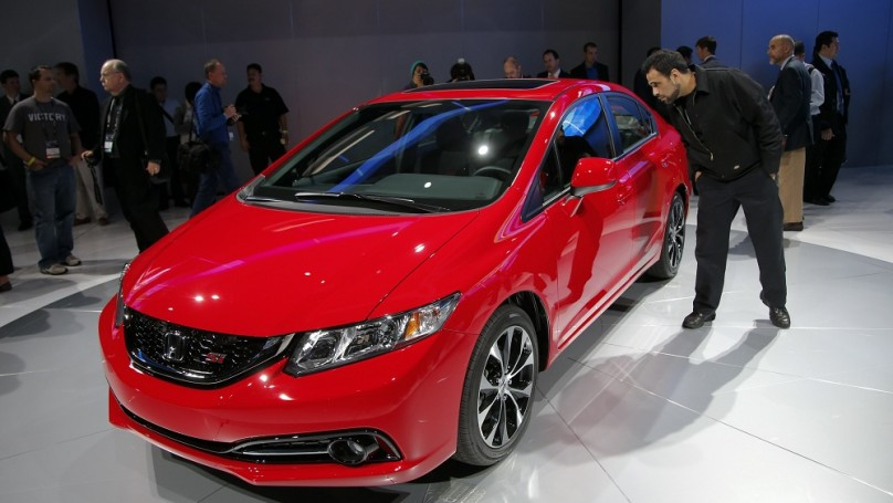 Honda unveils new Civic after costly do-over