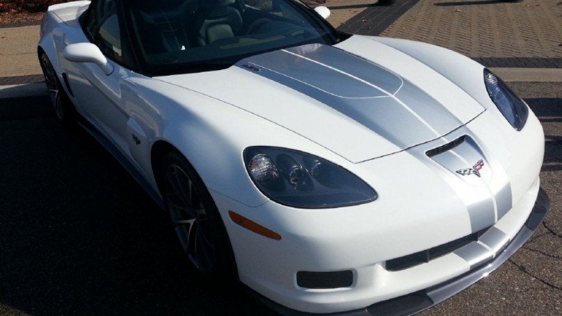 Corvette lifts curtain on its power pack