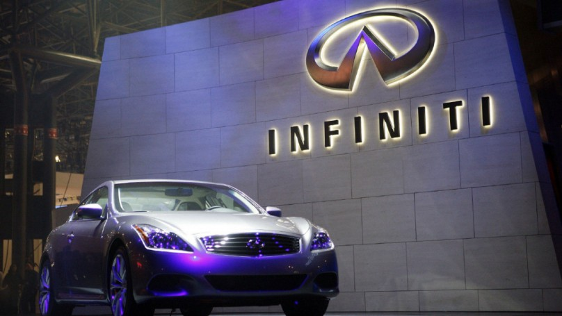 Infiniti renames entire lineup for 2014