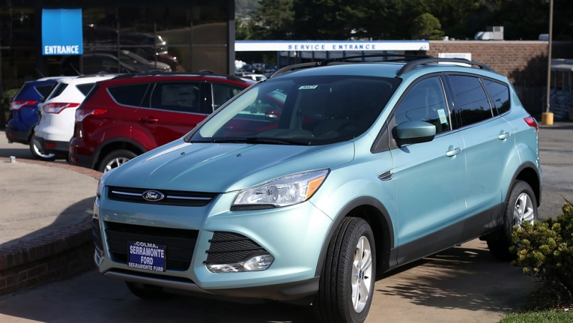 Ford recalls new Escape, Fusion models over engine fire risk