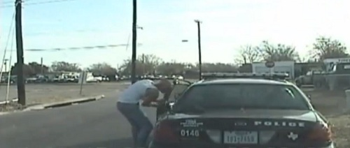 Insider Report: Handcuffed suspect steals police car