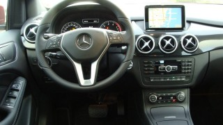 2013 Mercedes-Benz B250: New B-Class was worth the wait
