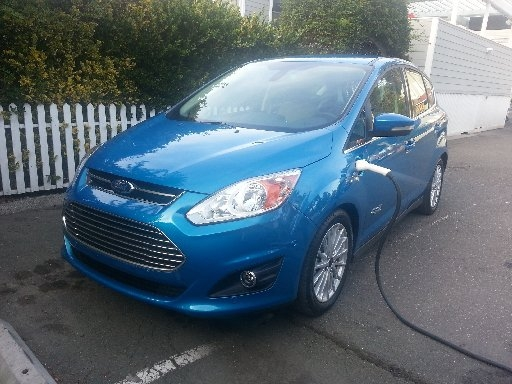 Review: 2013 Ford C-Max Energi