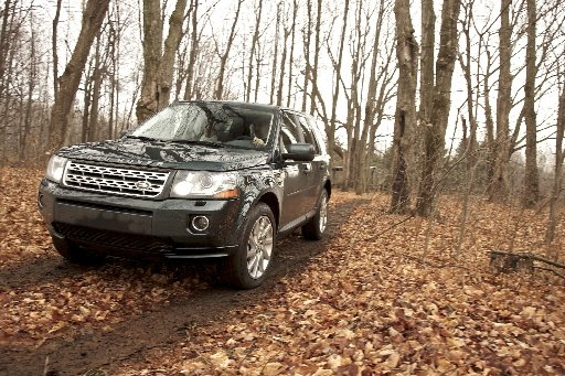 Review: 2013 Land Rover LR2