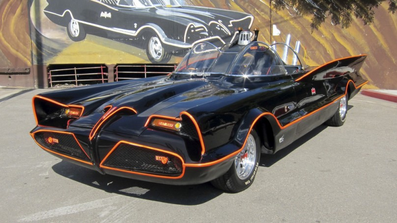 'Holy windfall': Batmobile sells for $4.2M