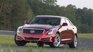 Detroit auto show: Cadillac ATS, Ram 1500 win Car, Truck of the Year