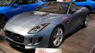 2013 Toronto Auto Show: Jaguar launches first sports car in 40 years
