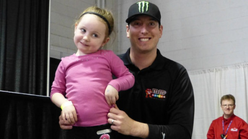 Kyle Busch rolls with changes ahead of Daytona 500