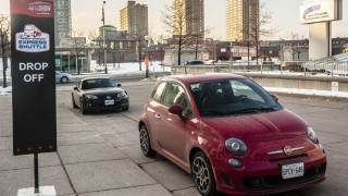 Auto show or bust: Routine trip becomes challenging drive for Mazda, Fiat