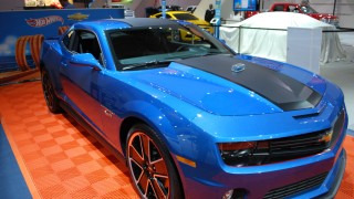 Hot Wheels comes to life with special edition Chevy Camaro