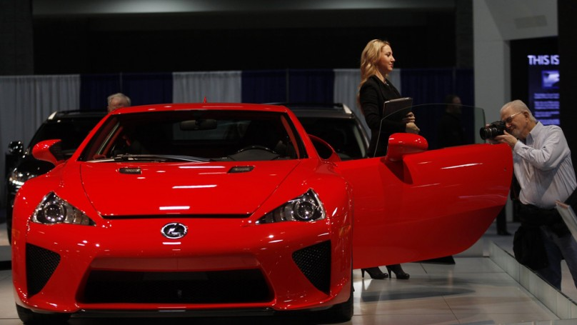 Lexus named top car brand in Consumer Reports rankings