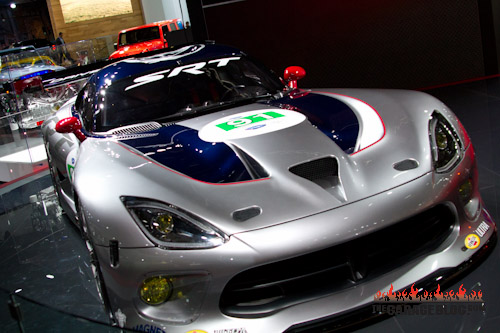 New SRT Viper heading to 24 Hours of Le Mans