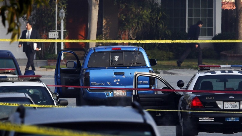 LAPD sorry after shooting up wrong vehicle, will give new truck to women