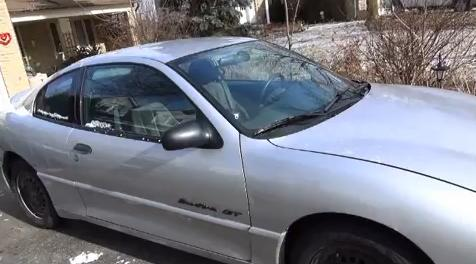 What do you do when winter beats your winter beater?