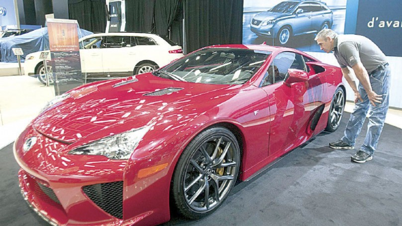 Montreal Auto Show 45th Show A Century In The Making