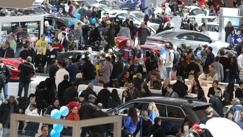 Dealer's Voice: Toronto Auto Show Enjoys another Outstanding Year
