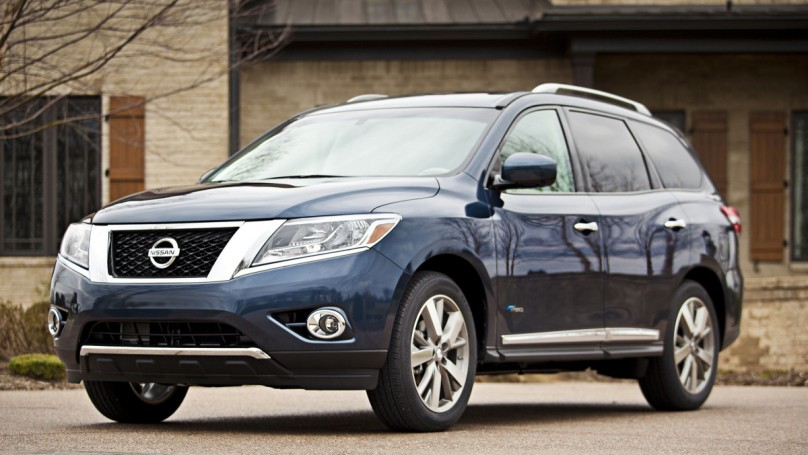 Hybrid Pathfinder cuts fuel use by 25 per cent