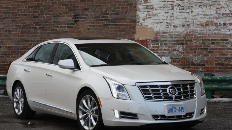 Review: 2013 Cadillac XTS4 is a lush, roomy ride – WHEELS.ca