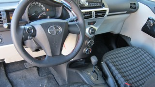 Road test: 2012 Scion iQ is cute as a button, but is it smart?