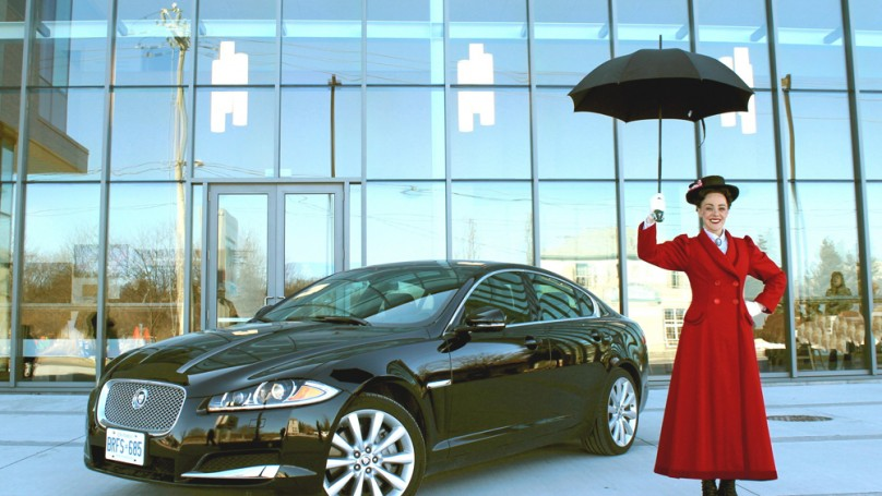 2013 Jaguar XF has style, mystique and, of course, speed