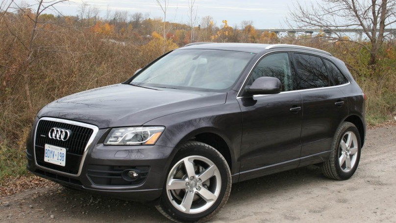 2009-2012 Audi Q5:<br>This posh wagon is a dream ? until something goes wrong