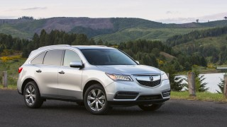 Review: 2014 Acura MDXQuieter, sportier and easier on gas