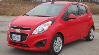 Review: 2013 Chevrolet SparkGM small fry has big-city appeal
