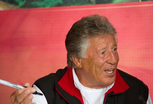 Insider Report: An interview <br>with racing legend Mario Andretti